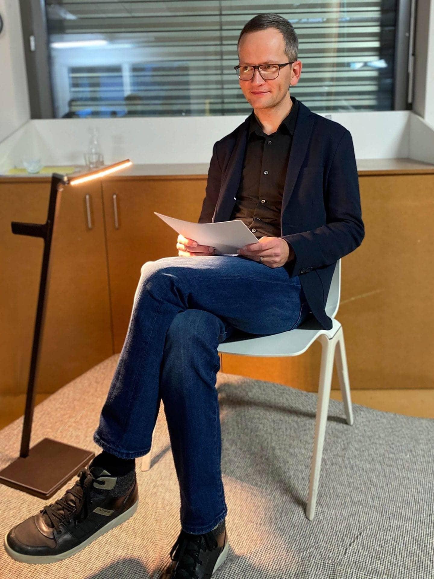 Odermatt Ideenschreinerei Aktuelles Vortrag Rayk Sprecher