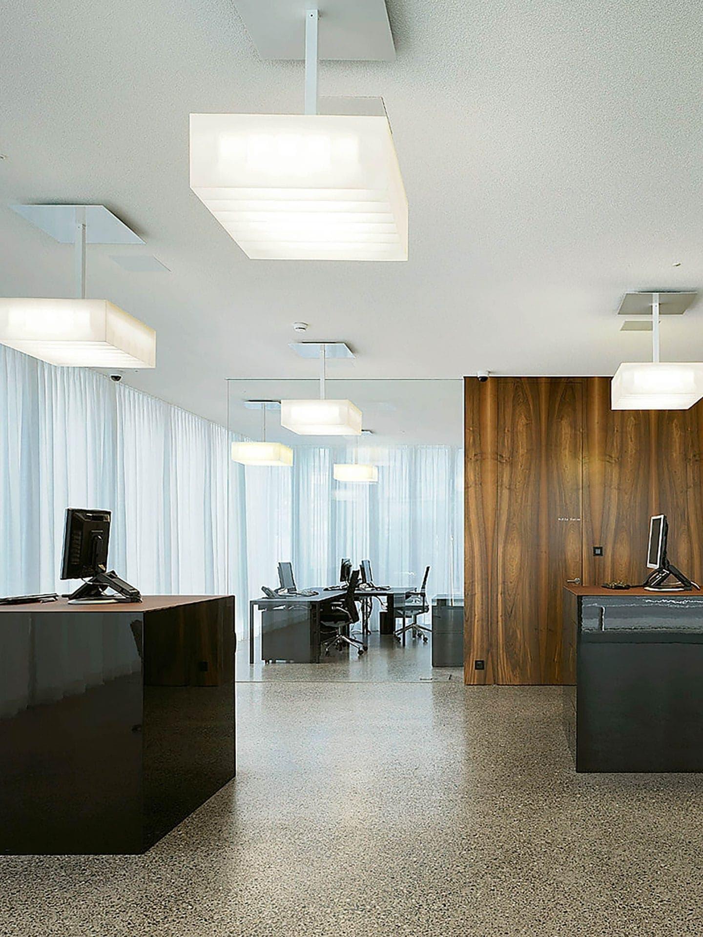 Odermatt Ideenschreinerei Business Büro Arbeitsplatz