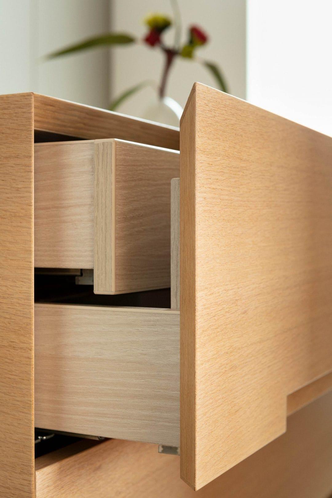 Odermatt Ideenschreinerei Möbel Schublade